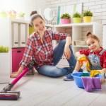 تنظيف وترتيب المنزل يوميا