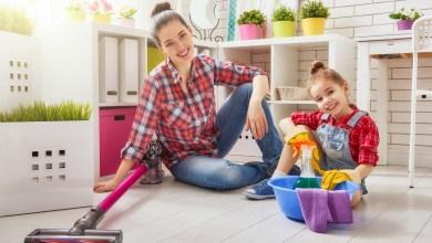 Photo of طريقة المحافظة على البيت نظيف ومرتب كل يوم