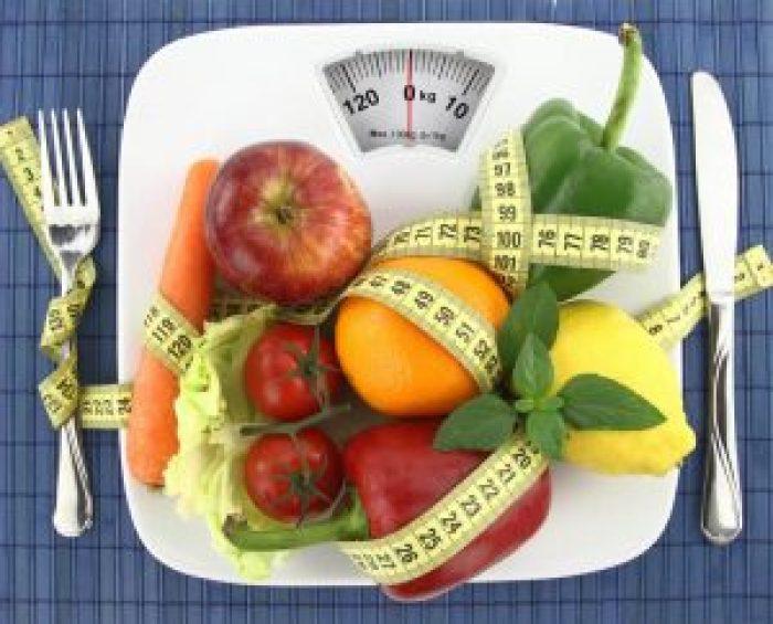 نظام غذائي صحي أسبوعي