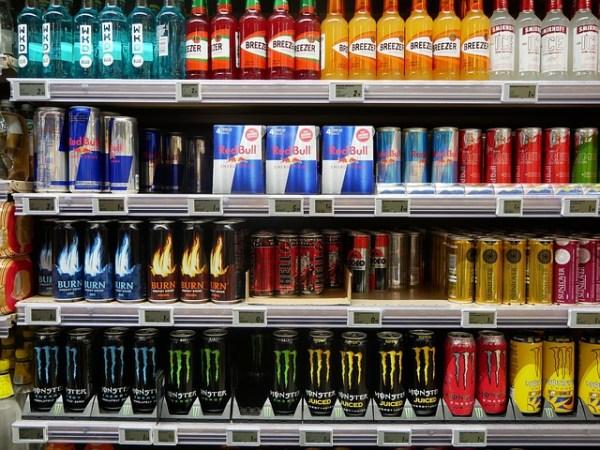 اضرار مشروبات الطاقة على القلب