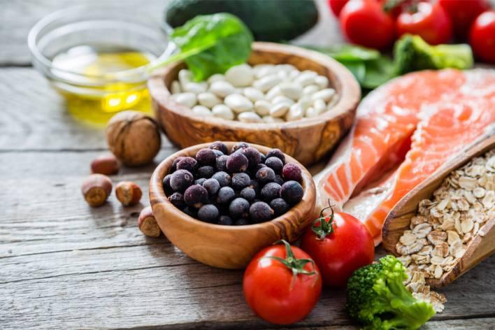 نظام غذائي صحي للتخسيس