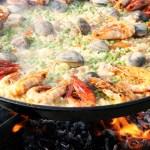 أشهر الأكلات الإسبانية