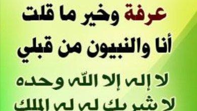 Photo of الدعاء أفضل أعمال يوم عرفة