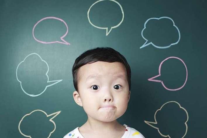 تعلم لغة الأطفال