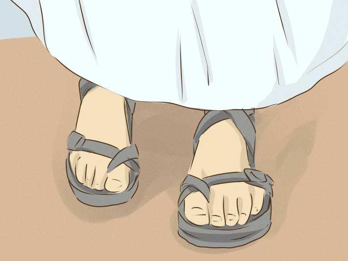 حذاء للحج