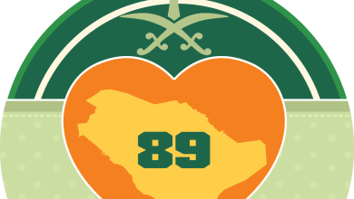 Photo of تصاميم لليوم الوطني 89 بجودة عالية , صور HD لليوم الوطني السعودي 1441