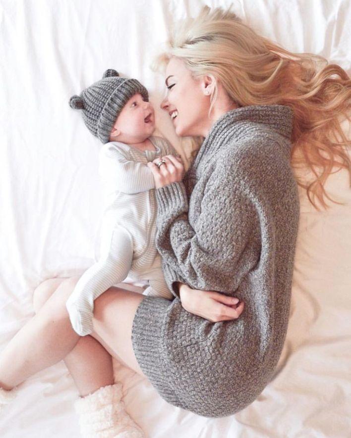 كيف يستطيع الطفل الرضيع أن يميز أُمه؟