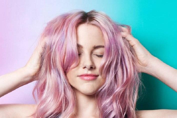 علاج مضاعفات صبغة الشعر