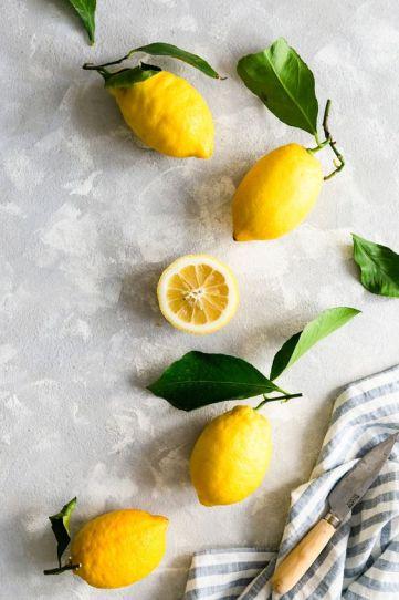 افضل ماسكات الليمون لتفتيح البشرة بسرعة وفاعلية