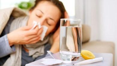Photo of وصفات تفاجئك لعلاج مرض الإنفلونزا والبرد