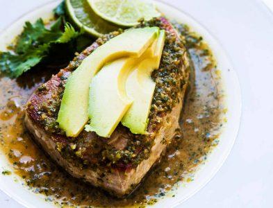 وصفات طبخ بالأفوكادو