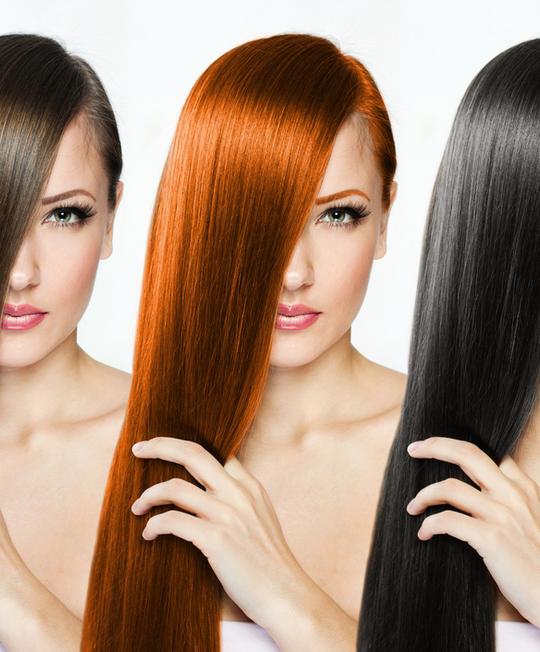 أضرار مثبت الشعر
