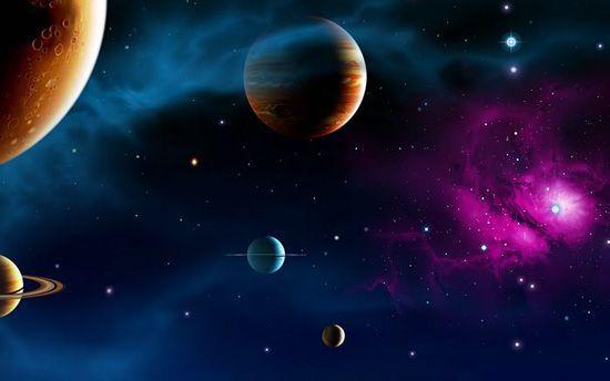 رؤية الكواكب في المنام