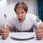 صورة رجل جائع