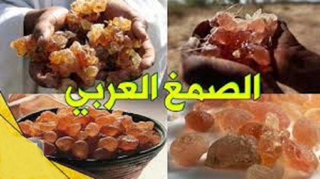 اهم فوائد الصمغ العربي