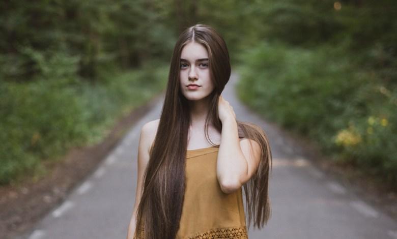 interpretation of long hair