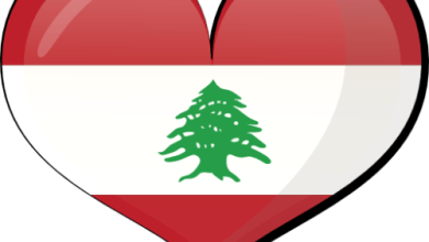 Photo of صور رسومات علم لبنان