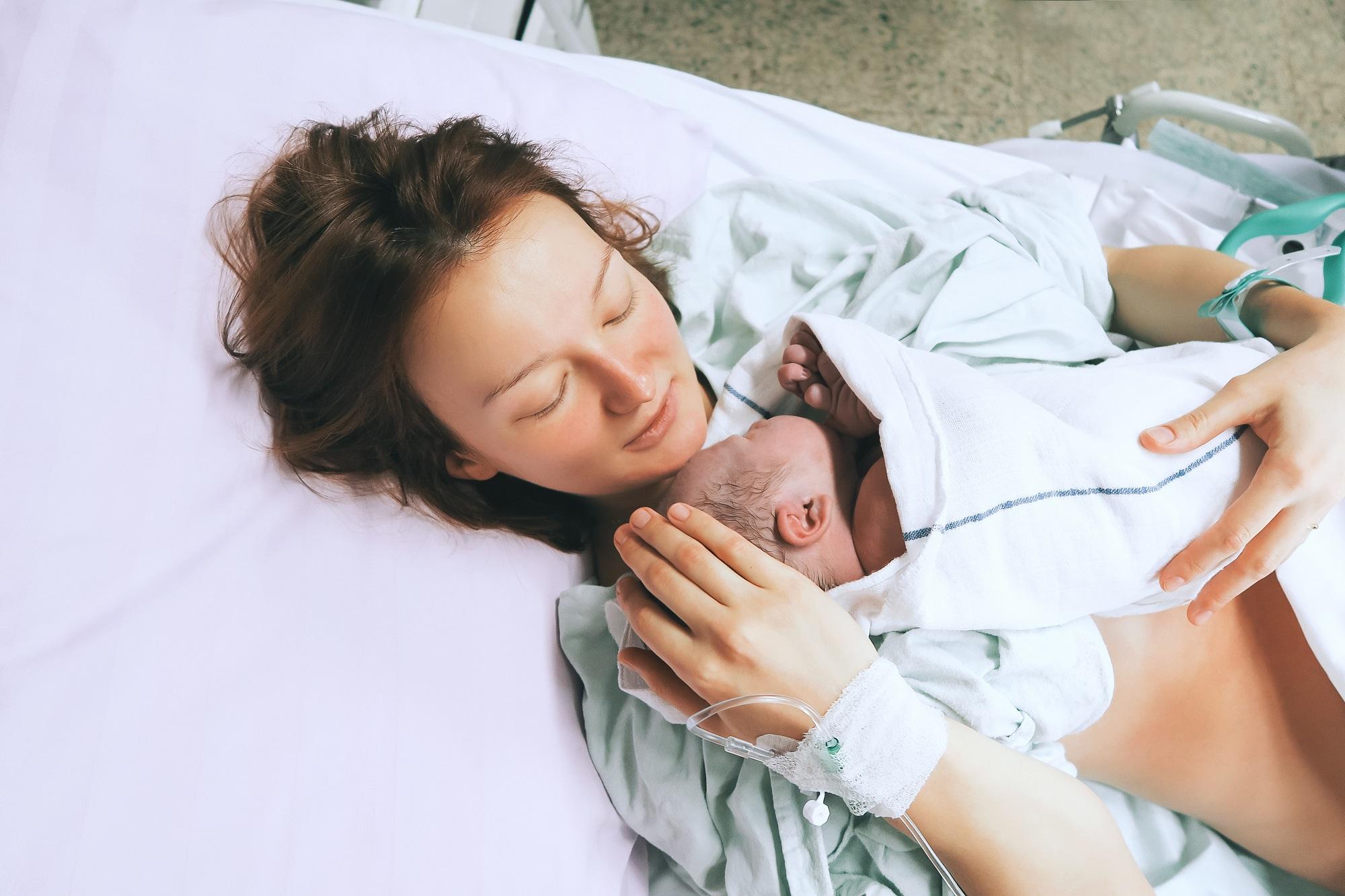 عملية الولادة