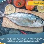 اهم فوائد السمك
