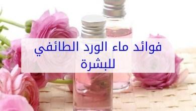 Photo of فوائد الورد الطائفي للبشرة