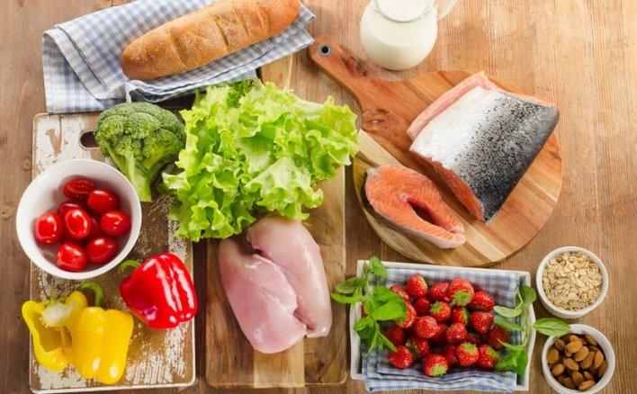 ماهو الطعام الصحي