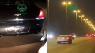 Photo of صور مطاردات رهيبة بين المرور السري ومركبات تسير بسرعة جنونية في الرياض