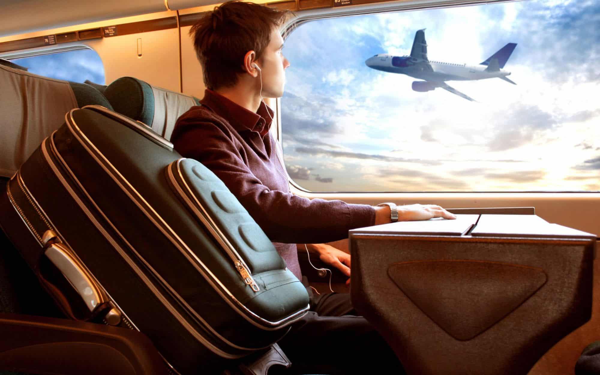 تفسير رؤية الطائرة في المنام .