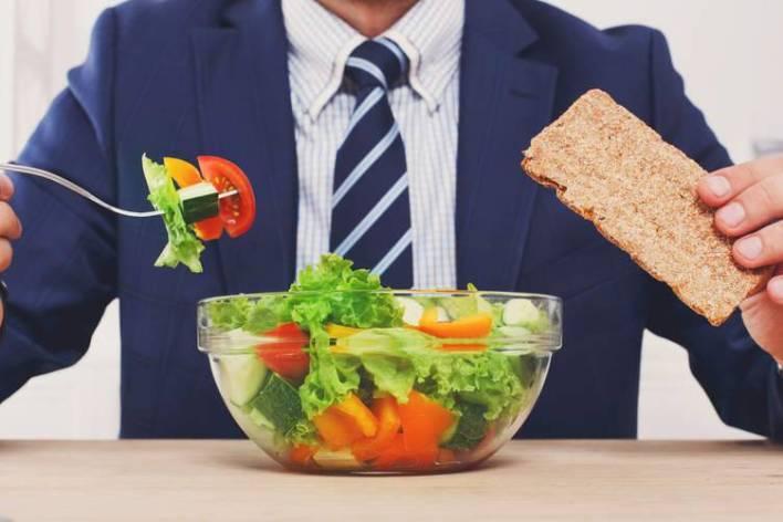 طهي الأكل الصحي