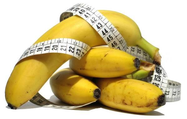 فوائد رجيم الموز