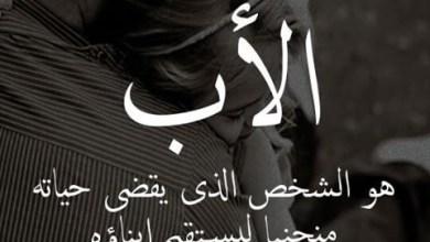 Photo of كلام حزين عن موت الأب