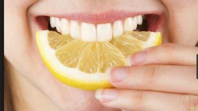 Photo of تبييض الاسنان بوصفات طبيعية