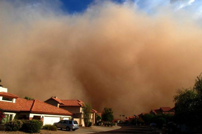 تفسير رؤية الغبار في المنزل في المنام