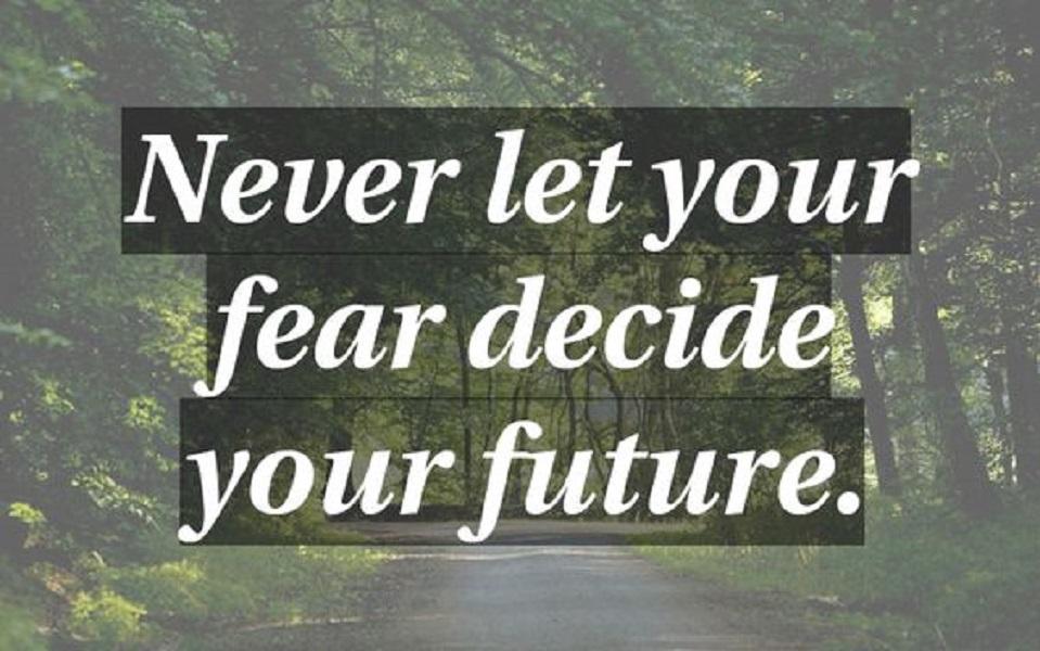 علاج الخوف من المستقبل
