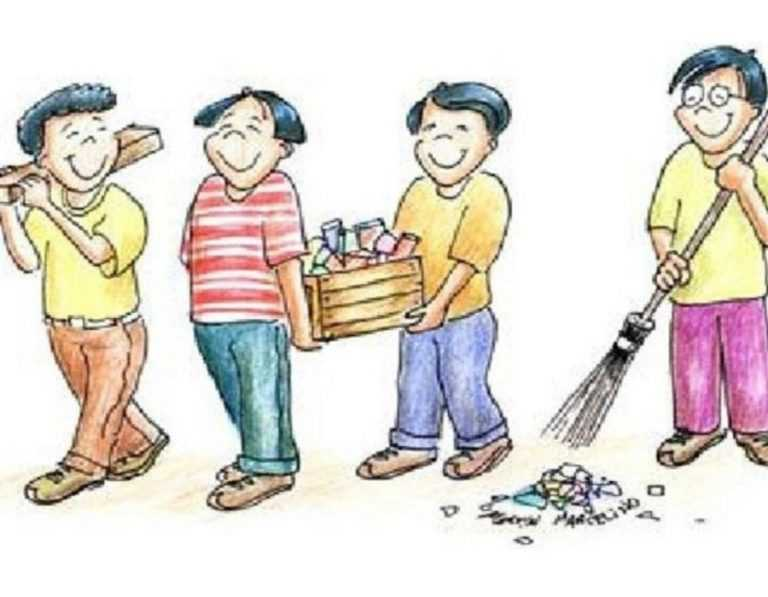 موضوع تعبير عن النظافة