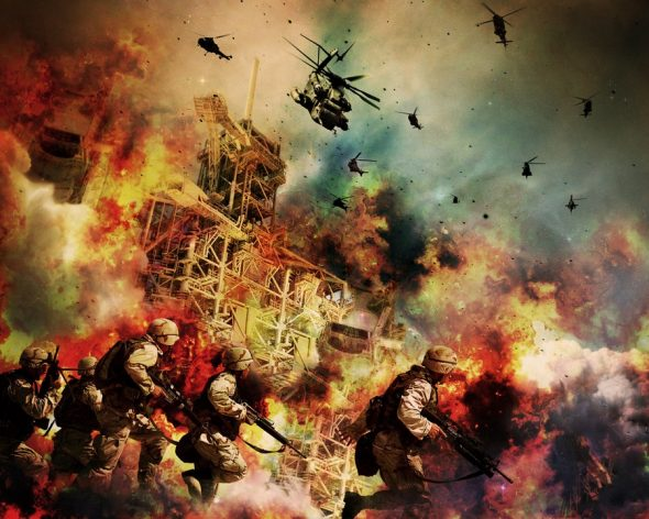 تفسير حلم الحرب