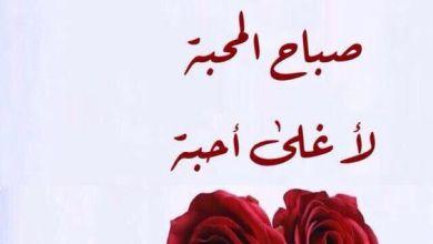 Photo of صباح الحب والشوق , ارق واقوى تحيات صباح للارسال , رسائل صباح الحب حبيبي