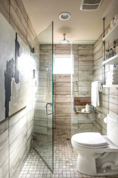ديكور حمامات صغيرة . 4