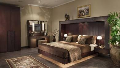 Photo of غرف نوم مودرن حديثة , اجمل غرفة نوم مودرن 2020