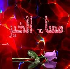 Photo of مساء الخير gif , اجمل صور متحركة مكتوب عليها مساء الخير