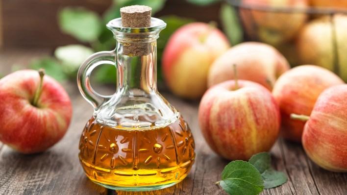 فوائد خل التفاح الطبيعي , تجربتي مع خل التفاح على الريق
