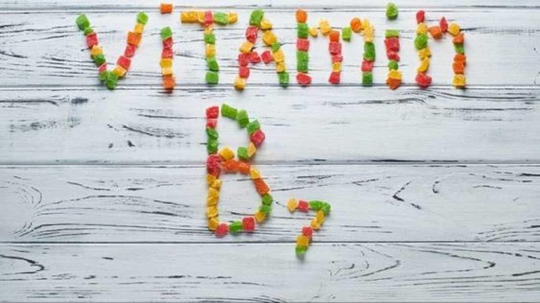 افضل مصادر فيتامين B7