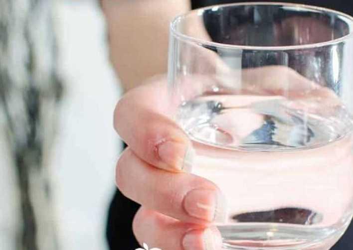 الماء لفقدان الوزن