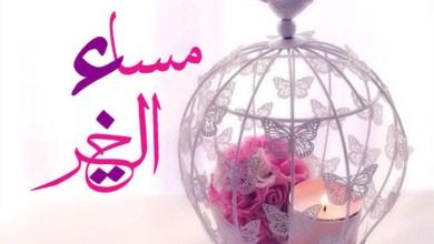 Photo of صور مساء الفل جميلة , أجمل عبارات مساء الفل للاحباب