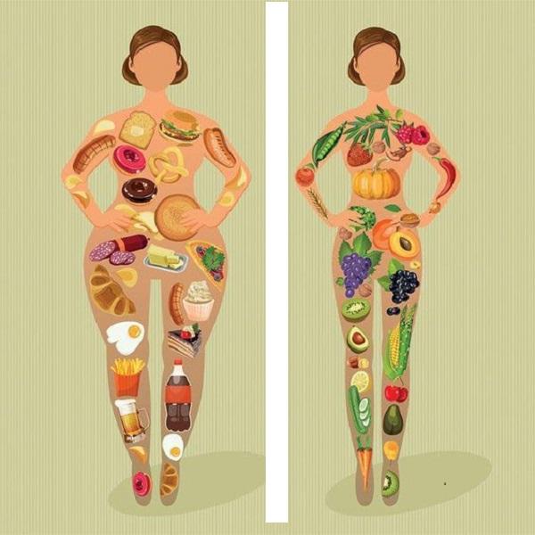طرق تخفيف الوزن