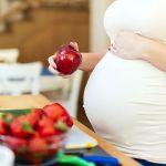 التغذية السليمة للحامل