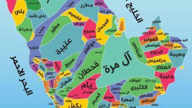 Photo of من أين جاءت اسماء القبائل العربية