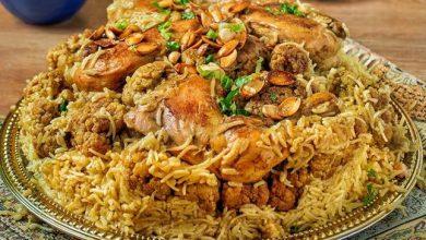 Photo of طرق عمل مقلوبة الدجاج بالخضار
