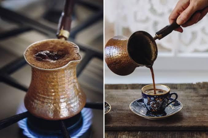 القهوة الكيتونية