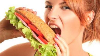 Photo of اضرار تناول الطعام بسرعة