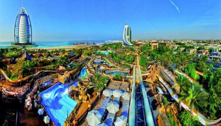 اجمل مدن ملاهي عالمية في دبي .